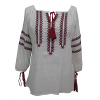 ETHNIC COLOURED EMBROIDERED TUNIC