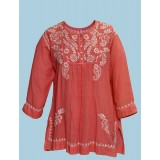 HAND-EMBROIDERED TUNIK