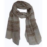 ETHNIC PRINTED SCARF